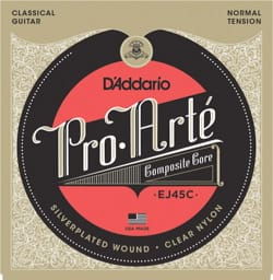Cordes pour Guitare Classique - ADDARIO PRO ARTE COMPOSITE String Set - NORMAL tie - Accessory - di-arezzo.com