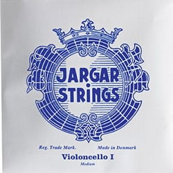 Cordes pour Violoncelle - LA JARGAR Rope - CLASSIC - MEDIUM tie for VIOLONCELLE - Accessory - di-arezzo.co.uk