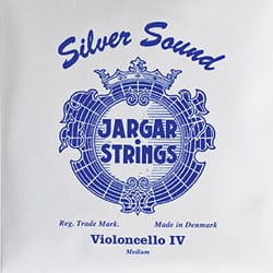 Cordes pour Violoncelle - DO JARGAR ROPE - SILVER - MEDIUM tie for VIOLONCELLE - Accessory - di-arezzo.com