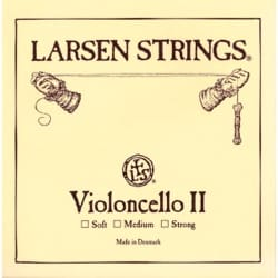 Cordes pour Violoncelle - RE LARSEN Medium String for VIOLONCELLE - Accessory - di-arezzo.co.uk