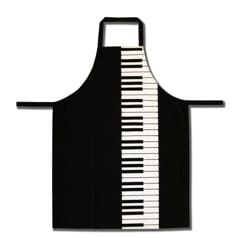 Cadeaux - Musique - Cooking Apron - PIANO KEYBOARD - Accessory - di-arezzo.co.uk