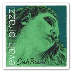 Cordes pour Violon PIRASTRO® - Corde : LA - EVAH PIRAZZI™ POUR VIOLON 3/4-1/2 à boule Tirant MOYEN - Accessoire - di-arezzo.fr