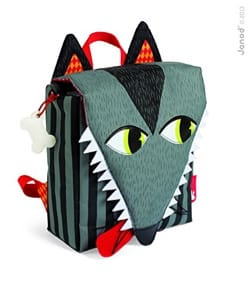 Jeu musical pour enfant - Janod Backpack - WOLF - Accessory - di-arezzo.co.uk