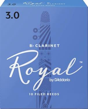 Anches pour Clarinette Sib RICO® - D'Addario Rico Royal - Bb Clarinet Cañas 3.0 - Accesorio - di-arezzo.es