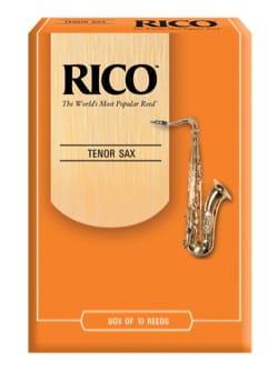 Anches pour Saxophone Ténor RICO® - D'addario Rico - Anches Saxophone Tenor 2.5 - Accessoire - di-arezzo.fr