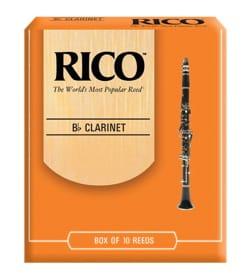 Anches pour Clarinette Sib RICO® - D'Addario Rico - Clarinet reeds sib 2.5 - Accessory - di-arezzo.com