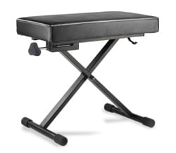 Accessoire pour Claviers - HERCULES bench for KEYBOARDS - Accessory - di-arezzo.co.uk