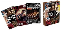 Jeu Musical - AC / DC Card Game - Accessory - di-arezzo.com