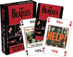Jeu Musical - Juego de cartas THE BEATLES - SINGLES - Accesorio - di-arezzo.es