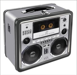 Jeu Musical - Storage box - BOOMBOX - Accessory - di-arezzo.co.uk