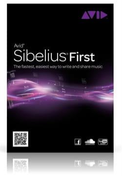 Logiciel SIBELIUS - Logiciel SIBELIUS FIRST - Version Française - Complet - Accessoire - di-arezzo.fr