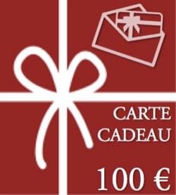 BON CADEAU - CARTE CADEAU - Valeur de 100 € - laflutedepan.com