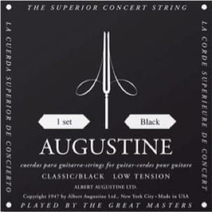 Cordes pour Guitare AUGUSTINE - AUGUSTINE SP Guitar String Set - Accessoire - di-arezzo.com