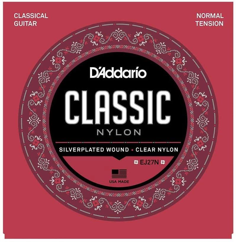Cordes pour Guitare Classique - ADDARIO CLASSIC NYLON String Set - NORMAL tie - Accessoire - di-arezzo.co.uk