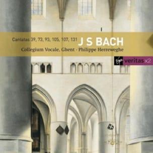 Cantates BWV : 39 - 73 -93 - 105 - 107 - 131 - laflutedepan.com