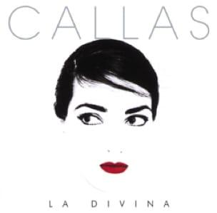 Maria CALLAS - Maria CALLAS - The Divina: the greatest tunes ... - Partition - di-arezzo.co.uk