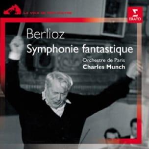 Symphonie Fantastique - Charles MUNCH & Orchestre de Paris - laflutedepan.com