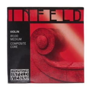 Cordes pour Violon INFELD - Rope only: GROUND für VIOLIN 4/4 - RED INFELD - Middle Tie - Accessoire - di-arezzo.de