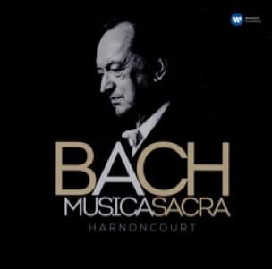 Jean-Sébastien BACH - MUSICA SACRA - HARNONCOURT - Accessoire - di-arezzo.co.uk