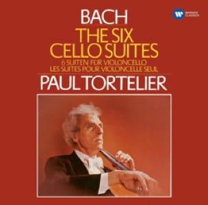 Jean-Sébastien BACH - 6 Suites for Cello - TORTELIER - Accessoire - di-arezzo.co.uk