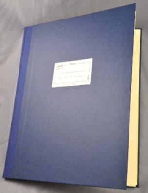 Cahier de Musique - Music Notebook - Hardcover - 12 litters - 96 pages - Papier - di-arezzo.com