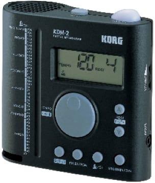 Métronome Electronique - METRONOME KORG KDM2 - Accessoire - di-arezzo.co.uk