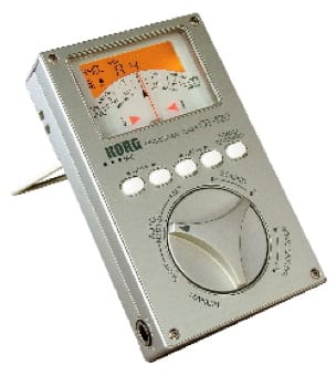 Accordeur Chromatique Electronique - OT-120 KORG - Professional Chromatic Tuner - Versatile - Accessoire - di-arezzo.com