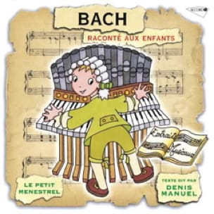 Le Petit Ménestrel - The Little Menestrel: BACH told children - Accessoire - di-arezzo.co.uk