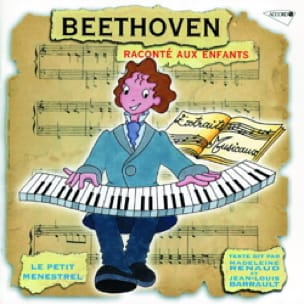 Le Petit Ménestrel - The Little Menestrel: BEETHOVEN narrated to children - Accessoire - di-arezzo.co.uk