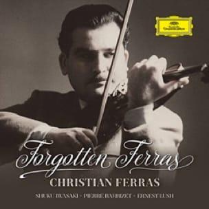 Forgotten Ferras - Christian FERRAS - Accessoire - laflutedepan.com