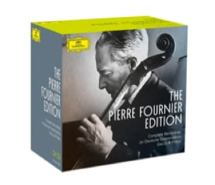The Pierre FOURNIER Edition - Coffret 25 CDs - laflutedepan.com