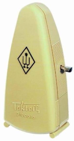 Métronome Mécanique WITTNER® - WITTNER PICCOLO Metronome: Ivory - Accessoire - di-arezzo.com