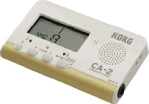 Accordeur Chromatique Electronique - CA-2 KORG - Tuner - Accessoire - di-arezzo.co.uk