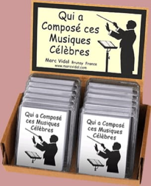 Jeu musical pour enfant - Who composed these famous musics - Accessoire - di-arezzo.co.uk