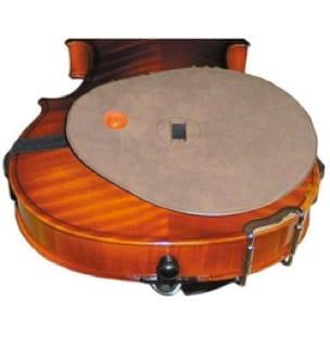 Coussin pour Violon - Cushion VIOLON - PLAYONAIR Model JUNIOR JUMBO Oval - Accessoire - di-arezzo.co.uk
