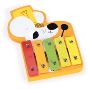 Jeu Musical pour enfant - Mouse Metallophone - Accessoire - di-arezzo.co.uk