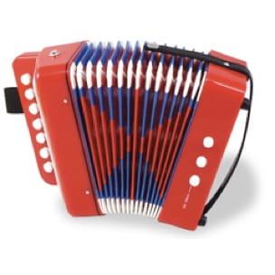 Jeu Musical pour enfant - Accordion - Child's Toy - Accessoire - di-arezzo.co.uk