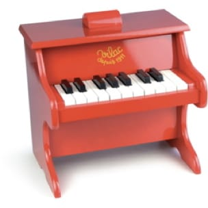 Jeu Musical pour enfant - Red Piano - Children's Toy - Accessoire - di-arezzo.co.uk