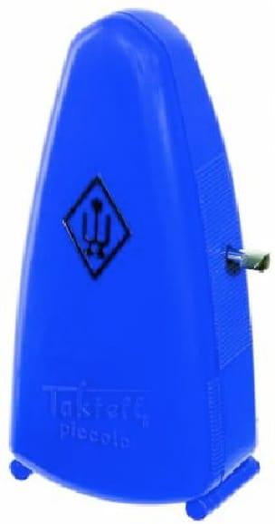 Métronome Mécanique WITTNER® - Métronome WITTNER PICCOLO : Bleu - Accessoire - di-arezzo.fr