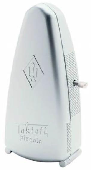 Métronome Mécanique WITTNER® - Metronomo WITTNER PICCOLO: argento - Accessoire - di-arezzo.it
