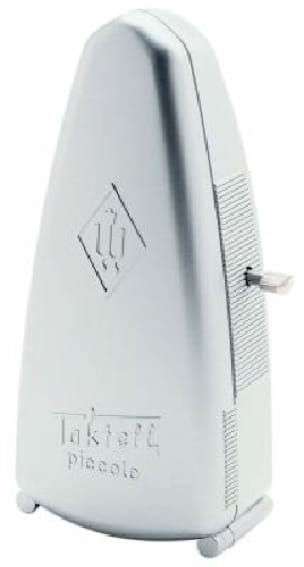 Métronome Mécanique WITTNER® - WITTNER PICCOLO Metronome: Silver - Accessoire - di-arezzo.com