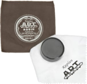 Accessoire pour instruments à cordes - KAPLAN ART CRAFT rosin dark, for VIOLIN, ALTO, and VIOLONCELLE - Accessoire - di-arezzo.co.uk