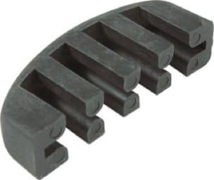 Accessoire pour Violon - Mute Rubber Comb para VIOLIN - Accessoire - di-arezzo.es