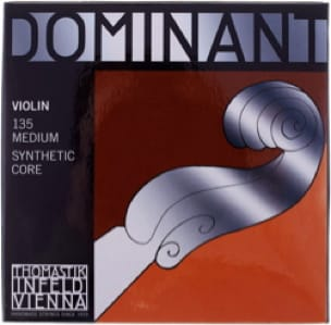 Cordes pour Violon DOMINANT - SET of strings for VIOLIN 4/4 - DOMINANT - Accessoire - di-arezzo.co.uk