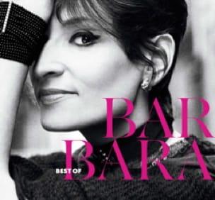 BEST OF Barbara - Chansons - BARBARA - Accessoire - laflutedepan.com