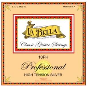 Cordes pour Guitare - Juego de cuerdas para guitarra profesional LA BELLA 10PH - Accessoire - di-arezzo.es