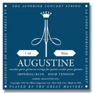 Cordes pour Guitare AUGUSTINE - Set di corde per chitarra blu imperiale AUGUSTINE - Accessoire - di-arezzo.it