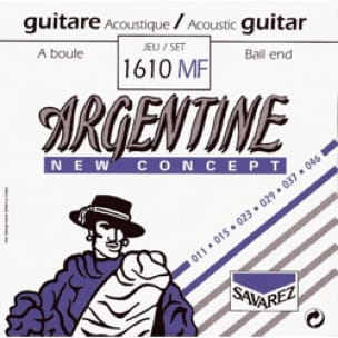 Cordes pour Guitare Manouche - Argentina Strings Gypsy Guitar with Light Ball 011-046 - Accessoire - di-arezzo.co.uk