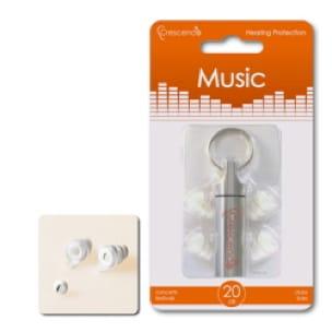 Accessoire pour Musicien - Hearing protection Crescendo Music - 20dB - Accessoire - di-arezzo.com