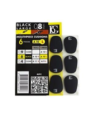 Protège bec BG-A10L noir Clarinette et Saxophone - laflutedepan.com